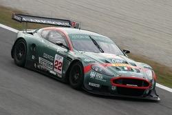 Racing BMS Aston Martin : Bonetti, Monfardini