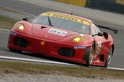 #50 AF Corse Ferrari 430: Vilander, Ortelli, Bruni