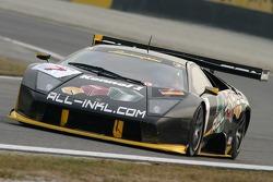 #07 All-Inkl.com Reiter Lamborghini Murciélago: Bouchut, Mücke, Basseng