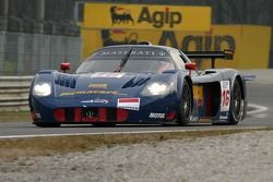 #16 JMB Racing Maserati MC 12: Macari, Aucott, Newey