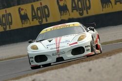 #70 JMB Racing Ferrari 430: Kutemann, Garbagnati, Newey