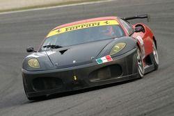 #80 Michelotto Ferrari 430: Melo