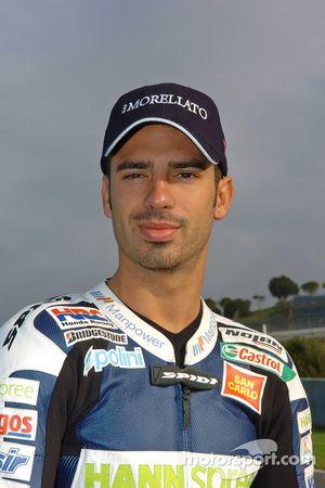 Марко Меландри, Team Gresini