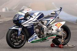 Мотоцикл Gresini Honda RC212V Марко Меландри, Team Gresini