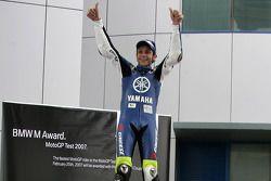 Vainqueur du BMW M Award, Valentino Rossi remporte un BMW M Coupé