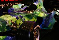 Der neue Honda F1 Racing RA107: Detail