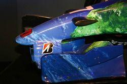 detay, Honda F1 Racing RA107