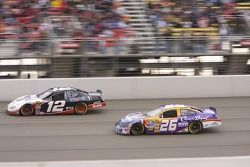 Ryan Newman et Jamie McMurray