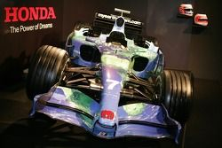 The Honda F1 Racing RA107