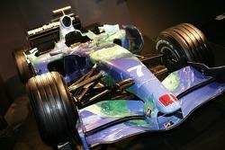 Der neue Honda F1 Racing RA107