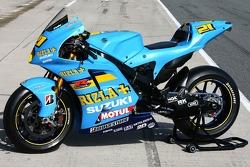 Rizla Suzuki: the 2007 Suzuki XRE4