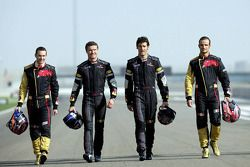 Red Bull Racing y Scuderia Toro Rosso photoshoot
