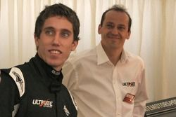 Esteban Guerrieri, Bertrand Decoster