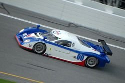 #00 Vision Racing Porsche Crawford: Ed Carpenter, Tomas Scheckter, Tony George, A.J. Foyt IV, Stepha