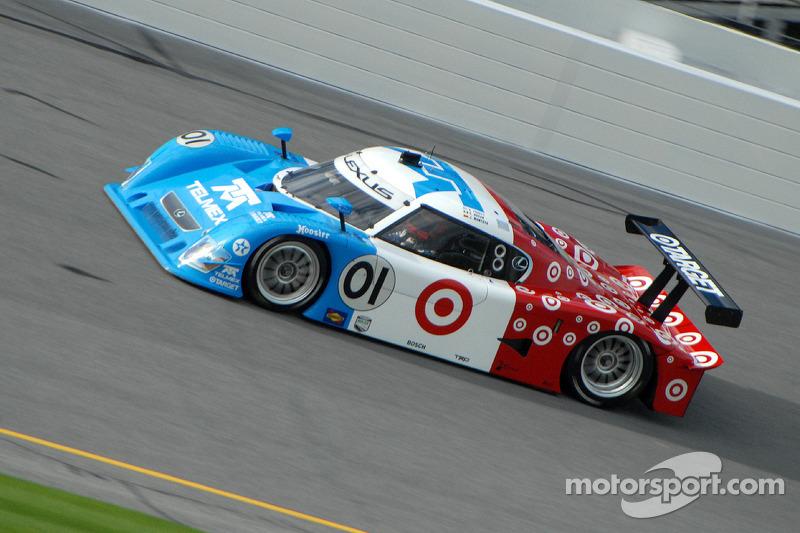 2007 - 24 Heures de Daytona (IMSA, Chip Ganassi)