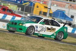 Matt Connolly Motorsports BMW M3 : Mike Pickett, Bill Cotter, Ray Mason