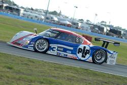 #3 Southard Motorsports Lexus Riley: Shane Lewis, Randy Ruhlman, Graham Rahal, Elliott Forbes-Robins
