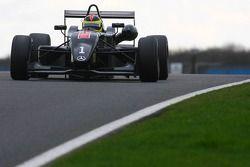 Stephen Jelley, Raikkonen Roberston Racing Dallara Mercedes