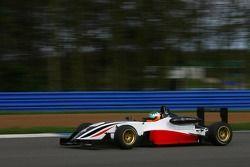 Niall Breen, Carlin Motorsport Dallara Mercedes