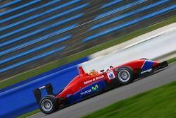 Rodolfo Gonzalez, T-Sport Dallara Honda