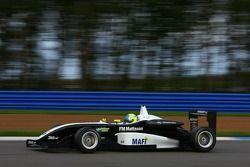 Sebastien Hohenthal, Fortec Motorport, Dallara Mercedes