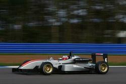 Walter Grubmuller HiTech Dallara Mercedes