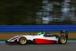 Alberto Valerio, Carlin Motorsport Dallara Mercedes