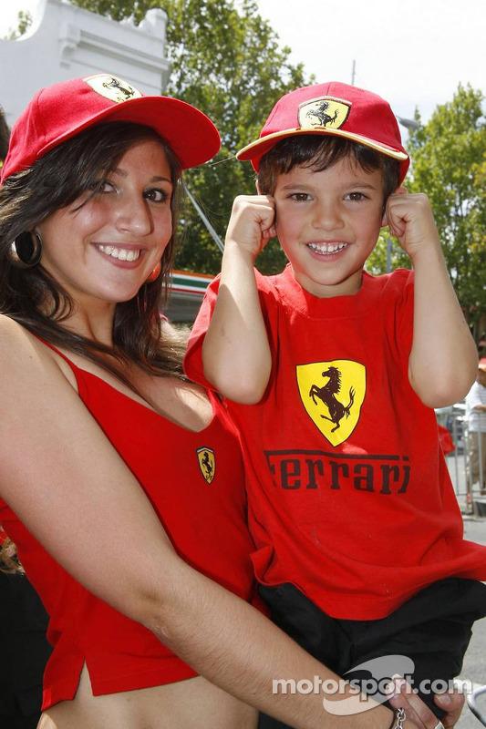 Fans de Ferrari