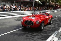 Historic Ferrari, Lygon Street