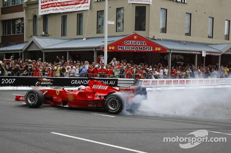 Marc Gene, Test Pilotu, Ferrari 248