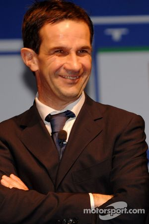 Fiat Yamaha Team Director Davide Brivio