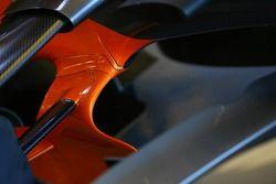 Spyker F1 Team, F8-VII, detay