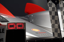 Detail vom Audi R10 2007