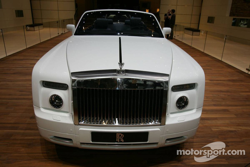 Rolls-Royce Phantom Drop-head, Coupe