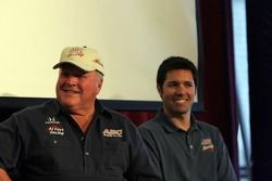A.J. Foyt Jr. et Larry Foyt