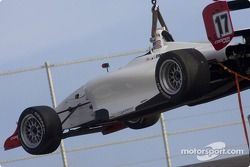 Car of Adrian Carrio