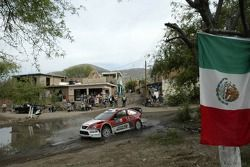 Luis Perez Companc and Jose Volta, Munchiís Ford World Rally Team, Ford Focus RS WRC