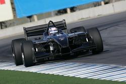 Graham Rahal driving in the Newman Hass Lanigan Racing Panoz DP01