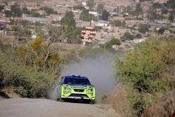 Marcus Gronholm y Timo Rautianen, BP Ford, Ford Focus WRC