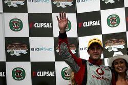 Jamie Whincup troisième de la course 1