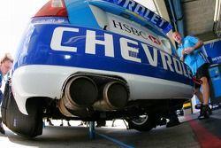 Team Chevrolet, Chevrolet Lacetti