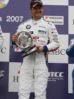 2nd, Andy Priaulx, BMW Team UK, BMW 320si WTCC