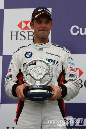 3rd, Jorg Muller, BMW Team Germany, BMW 320si WTCC