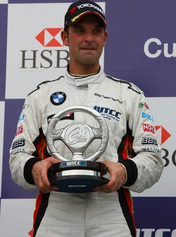 3rd, Jorg Muller, BMW Team Germany, BMW 320si WTCC