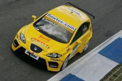 Michel Jourdain, SEAT Sport, SEAT Leon