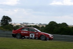 Oliver Tielemans, N Technology, Alfa Romeo 156