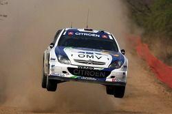 Manfred Stohl y Ilka Minor, OMV Kronos Citroen WRT, Citroen Xsara WRC