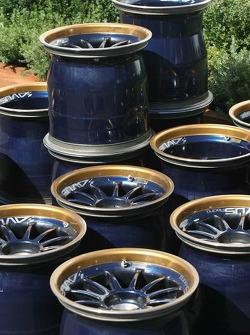 Scuderia Toro Rosso, Wheel Rims