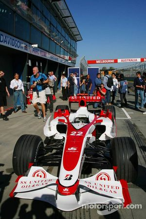 Super Aguri F1 Team SA07