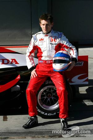 Anthony Davidson, Super Aguri F1 Team, Super Aguri F1 Team, SA07, Launch